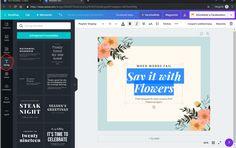 Talán a leghatékonyabb képszerkesztő program online! Programming, Bouquet, Photoshop, Tumblr, Canvas, Words, Flowers, Instagram, Tela