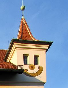 photo - Sundial Happy Face, Nuremberg old town | Flickr - Photo Sharing!