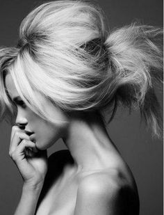 LOVE the hair!! Volume!
