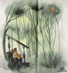 Любимые художники нашего детства. Виктор Чижиков. Часть 3 - Книжные иллюстрации