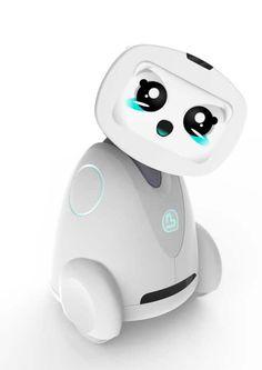 Buddy, c'est un robot concentré dans 56 cm de haut qui se balade dans toute la maison pour garder un oeil sur elle et alerter son possesseur en cas de problème. Plus que de la surveillance, le petit pote contrôle les objets connectés autour de lui, prend des photos, des vidéos… Un véritable petit assistant sur roues qui réagit à la voix de son possesseur. Il va vraiment changer notre idée du service à la personne.