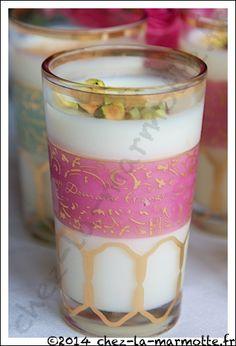 Crème à la sultane