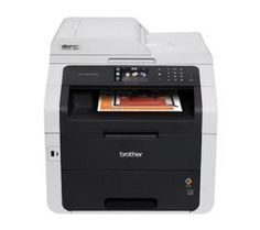Brother MFC9340CDW Wireless All-In-One Color Printer with Scanner, Copier and Fax - List price: $449.99 Price: $372.88 Saving: $77.11 (17%)