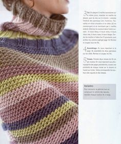 Album sous forme d& Base, Creations, Knitting, Albums, Archive, Pull, Images, Couture, Cardigan Sweater Outfit