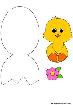 Flower Crafts Kids, Toddler Arts And Crafts, Easter Activities For Kids, Easter Crafts For Kids, Easter Photo Frames, Easter Templates, Quiet Book Templates, Christmas Gingerbread House, Kindergarten Crafts