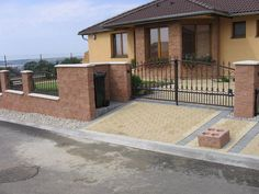 Kované brány a ploty s unikátnym dizajnom | Helius s.r.o. Deck, Patio, Outdoor Decor, Home Decor, Lawn And Garden, Terrace, Front Porch, Decks, Interior Design