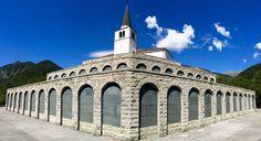 KOBARID, SLOVENIA Italian Charnel House, Church of St. Anton www.voteltravels.com www.facebook.com/voteltravels www.twitter.com/voteltravels/