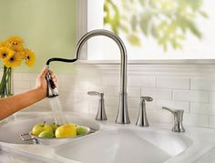 56 best pull out kitchen faucets images pull out kitchen faucet rh pinterest com