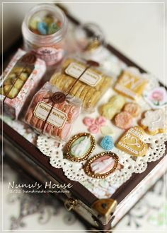 miniature sweets