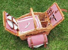 Čo pribaliť na vydarený piknik? Girly Stuff, Girly Things, Picnic, Basket, Outdoor, Girl Things, Girl Things, Outdoors, Just Girly Things