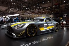 Mercedes AMG GT3  # Tokyo Motor Show 2015