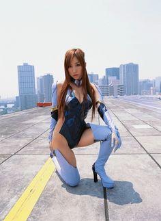 [YS Web] Vol.444 Aya Kiguchi 木口亜矢 『キレキレ!あやカーブ』 - エロコスプレ
