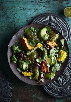 Marinoidut pavut ovat salaatin sydän | Kielenvievää | HS