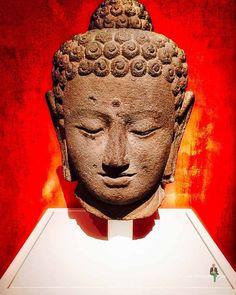 Buddha #buddha #zen #artinstituteofchicago #red