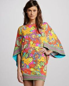 ec86ebce1ccb5 Love this Trina Turk Swim coverup tunic.