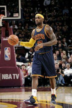 LeBron James, an amazing and unselfish athlete