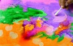 Watercolor Spray Paint
