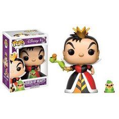 Figurine POP Disney Villains Queen of Hearts (Exclusive)