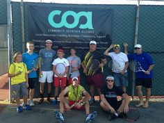 Tennis Sundays at SCHS