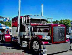 25 best show trucks images big rig trucks big trucks peterbilt rh pinterest com