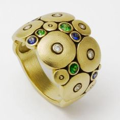 Ring by Alex Sepkus from http://www.springersjewelers.com/