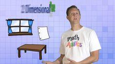 Math Antics - Points, Lines, & Planes (+playlist)