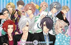 brothers conflict | No More Assignments! Plus BROTHERS CONFLICT