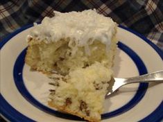 Cake Mix Italian Cream Cake (NOT THE HEALTHIEST OR MOST SPECTACULAR...BUT DOES THIS SOUND GOOD OR WHAT)
