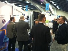 The PerspecSys team at Cloud Expo NY  #perspecsys #cloudsecurity #cloudexpo