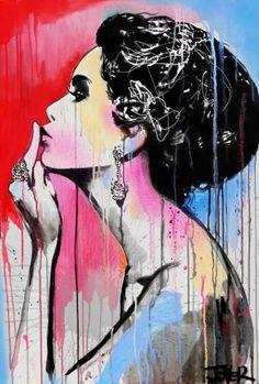 """Saatchi Art Artist Loui Jover; Painting, """"possibility"""" #art"""