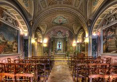 Church of San Rocco ~ XVI century - Umbria by Giuseppe Peppoloni Gate Of Hades, San Rocco, Sacred Architecture, My Church, Italy Travel, First World, Barcelona Cathedral, Around The Worlds, Tours