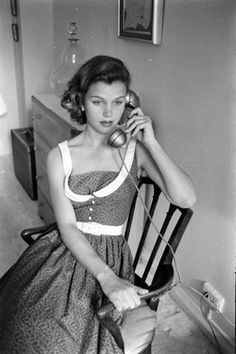 Dedicated to the wonderful fashion/makeup/people/culture of the 1940's, 50's and 60's. None of the...