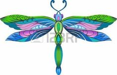 dragonfly: This beau