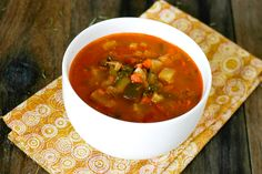16 Skinny Fall Soups....great for my 1200 calorie diet!