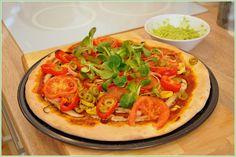 We love our kitchen: Vegánska pizzaAhoj! Skúšali ste už niekedy domácu ...