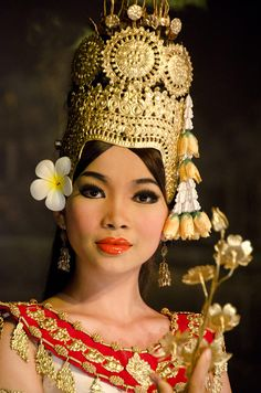Dancer in Cambodia by Joe Routon on 500px