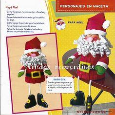 revistas de manualidades gratis Christmas Decorations, Christmas Ornaments, Holiday Decor, Ideas Para Fiestas, Elf On The Shelf, Merry Christmas, How To Make, Diy, Blog