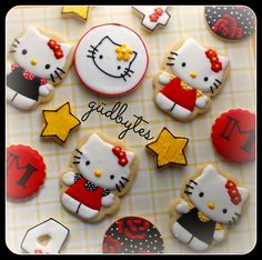 Hello Kitty | Cookie Connection