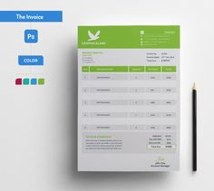 Freelance Invoice Templates For WordExcelOpen OfficePdf  Test