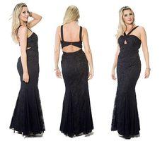 Vestidos de festa TOP! Acesse www.blacksuitdress.com.br #vestidodefesta #top #luxo #casamento #vestidoformatura #formatura #formanda #modafesta #lookfesta #look