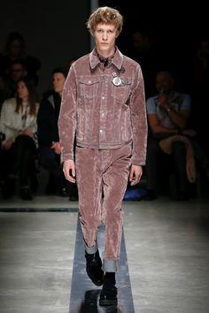 MSGM - Men Fashion Fall Winter 2015-16 - Shows - Vogue.it