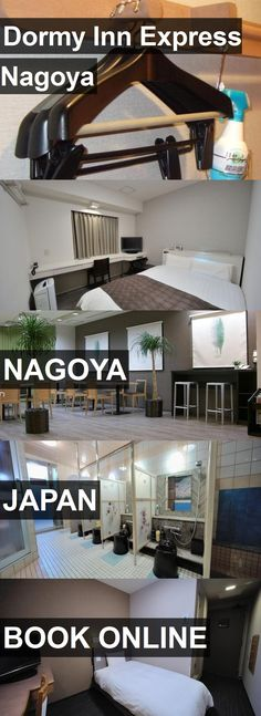 Hotel Dormy Inn Express Nagoya in Nagoya, Japan. For more information, photos, reviews and best prices please follow the link. #Japan #Nagoya #DormyInnExpressNagoya #hotel #travel #vacation