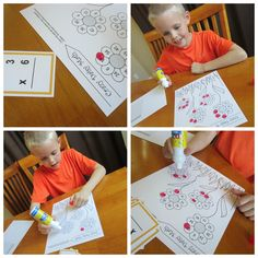 We love the game BINGO. It's the ultimate way to quiz kids on any number of things ( sight words , shark species , the United States , an...