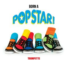 Born a Popstar! trumpette.com