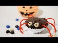 Jak dekorować babeczki na Halloween - Allrecipes.pl