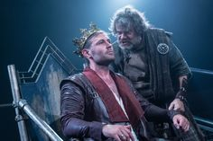 Power play: James McArdle and Gordon Kennedy in The James Plays