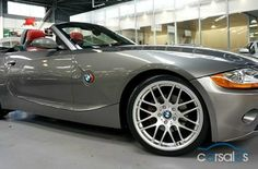 2003 BMW Z4 E85 Steptronic