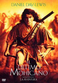El último mohicano (1992) EEUU. Dir: Michael Mann. Cine épico. Aventuras. Acción. Romance. S.XVIII - DVD CINE 1272