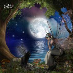 Forest Fairy, Fairy Land, Fairy Tales, Unicorn Pictures, Fairy Pictures, Dragons, Unicorn And Fairies, Enchanted Wood, Pagan Art