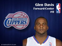 Glen Davis - Los Angeles Clippers - 2014-15 Player